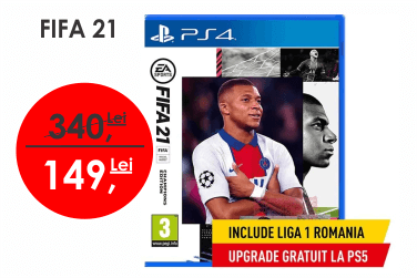 Joc FIFA 21 pentru SONY PlayStation 4/5